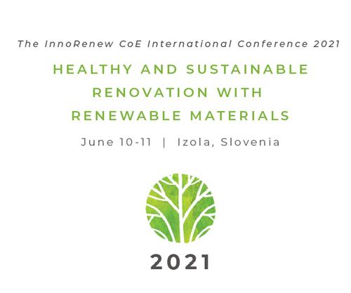 Mednarodna konferenca InnoRenew CoE 2021